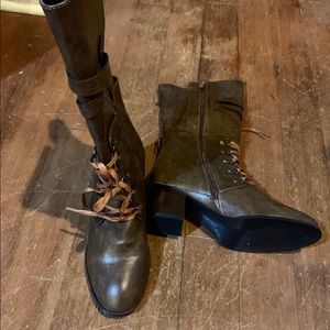 Shoes - Steampunk boots